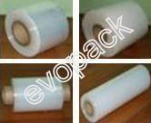 Стретч пленка для машинной упаковки длинномерных изделий